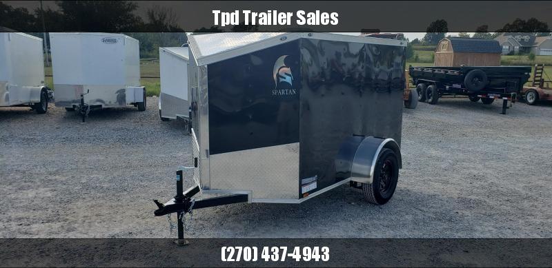 2020 Spartan 5'X8' Enclosed Trailer