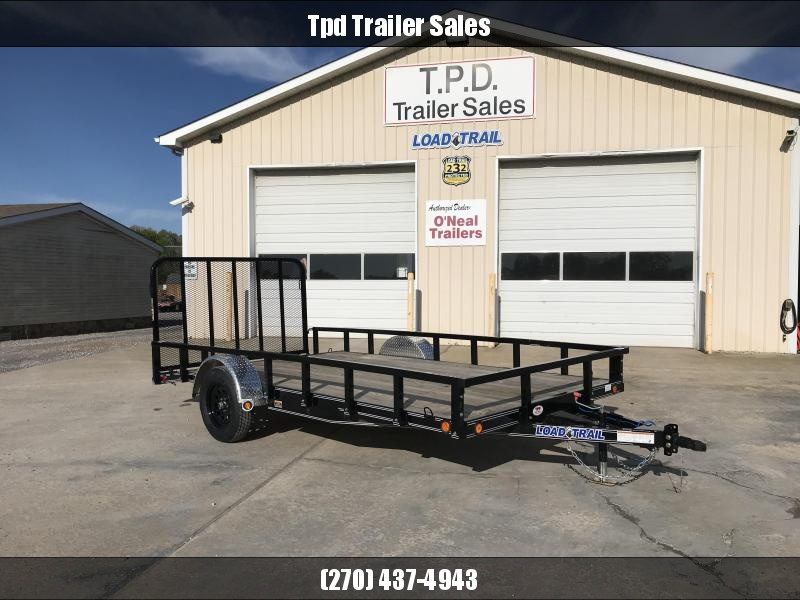 "2020 Load Trail 83""X14' Utility Trailer"