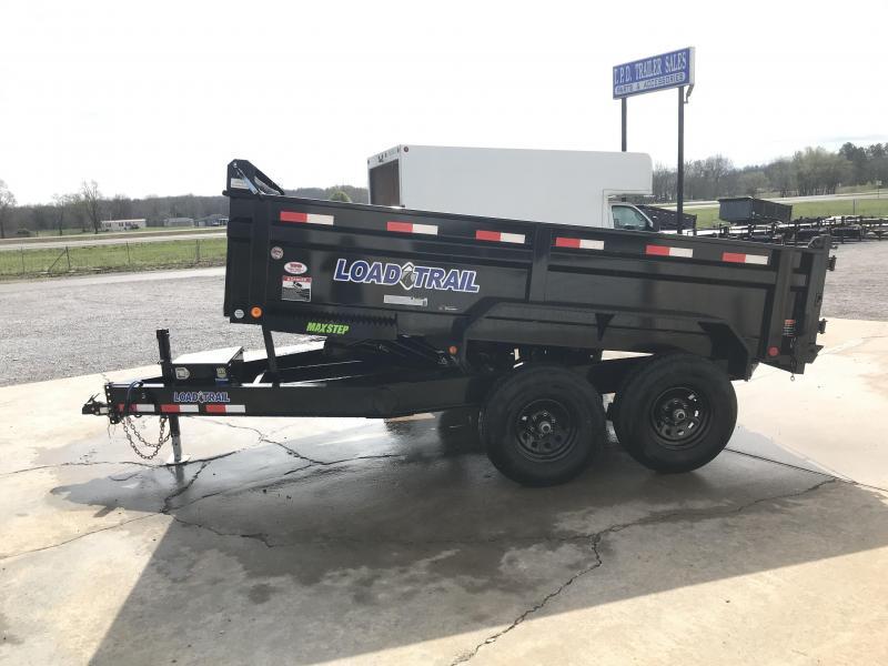 "2020 Load Trail 83""X12' Dump Trailer"