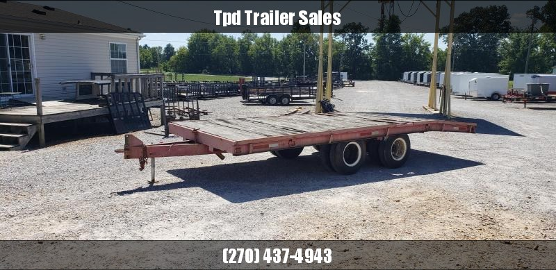 1971 Other TILTDECK Flatbed Trailer
