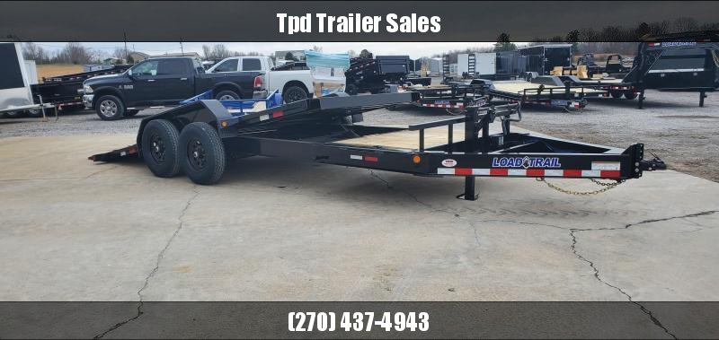 "2020 Load Trail 83""X20' Tilt Trailer"