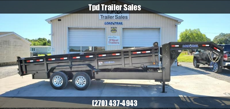 "2020 Load Trail 83""X20' Dump Trailer"