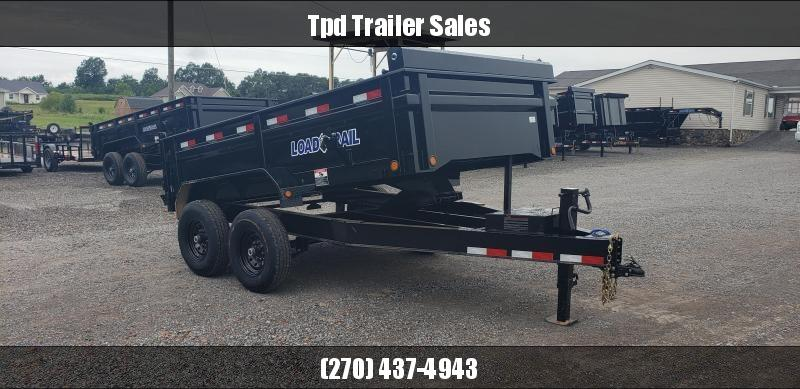 "2020 Load Trail 83""X12' Dump Trailer"