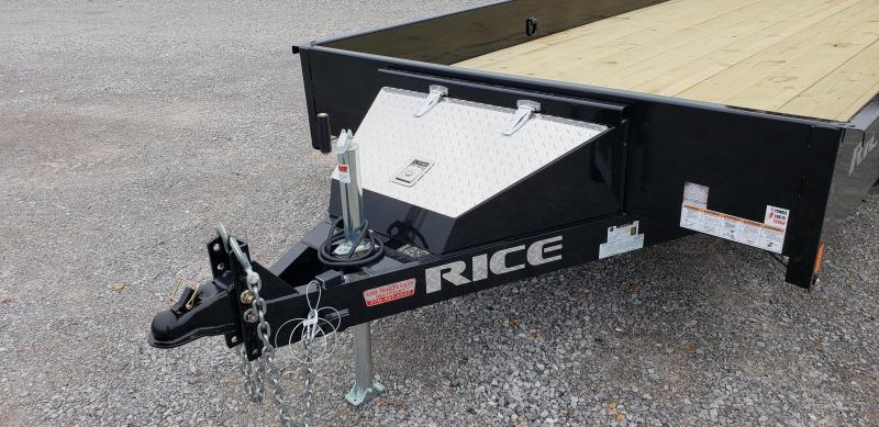 "2020 Rice 76""X16' Utility Trailer"
