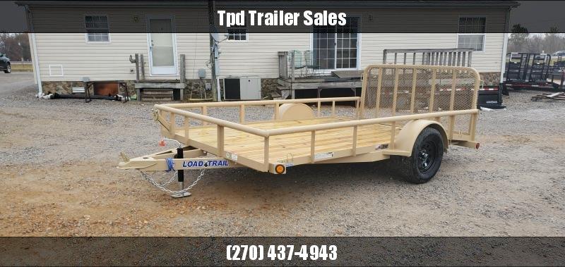 "2020 Load Trail 83""X12' Utility Trailer"