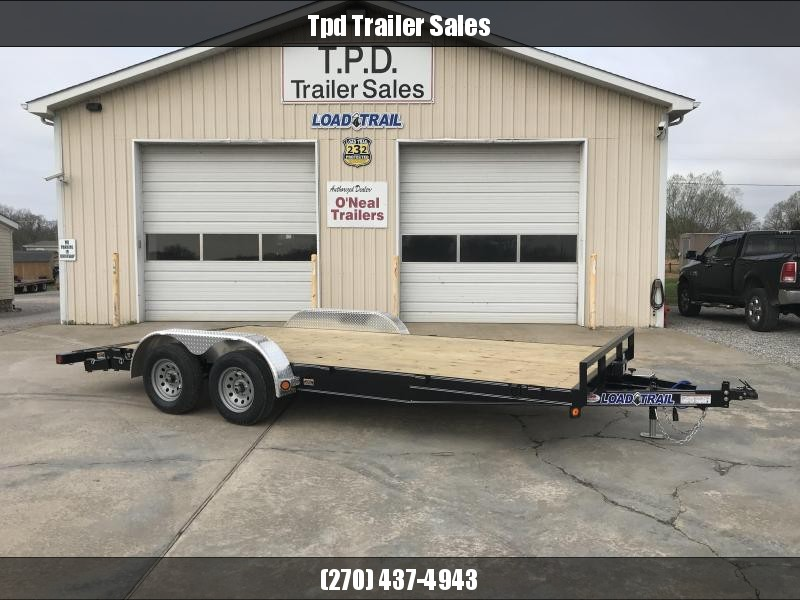 "2020 Load Trail 83""X18' Car Hauler"