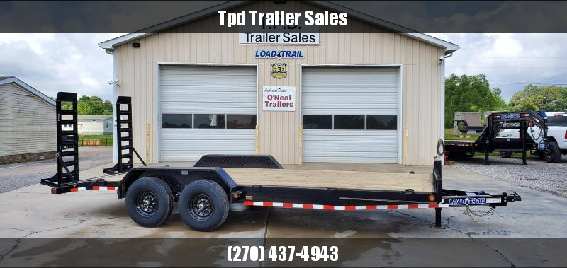 "2020 Load Trail 83""X20' Equipment Trailer"