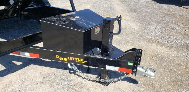 "2019 Doolittle 82""X14' Dump Trailer"