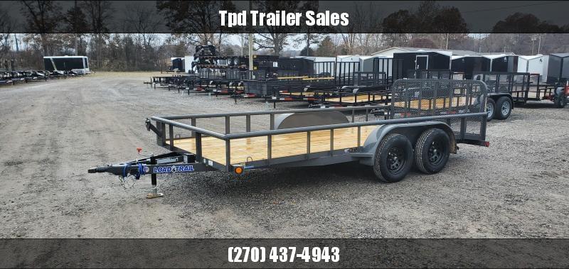 """2020 Load Trail 83""""X16' Utility Trailerr"""