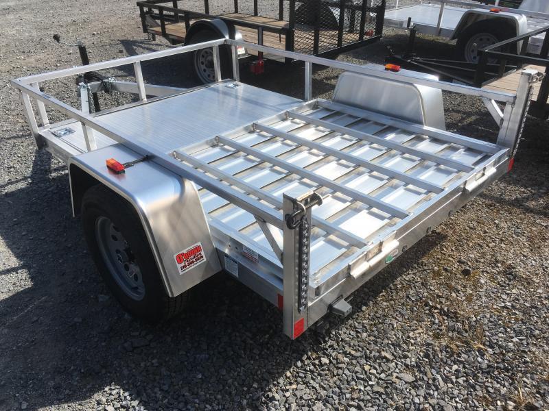 2019 Forest River Inc. 5.5x8 all aluminum w/gate Utility Trailer