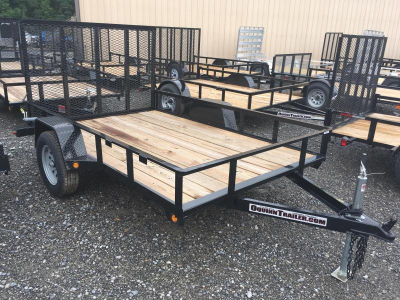 2020 Gatormade Trailers 76x10 gate single axle Utility Trailer