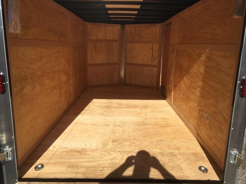 2020 Homesteader 7x14 Intrepid sd ramp Enclosed Cargo Trailer