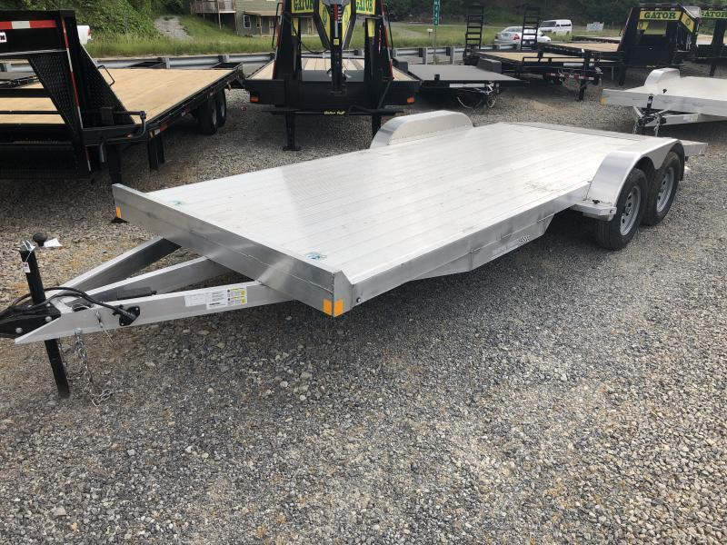 2020 Forest River Rance 20ft aluminum car hauler Car / Racing Trailer