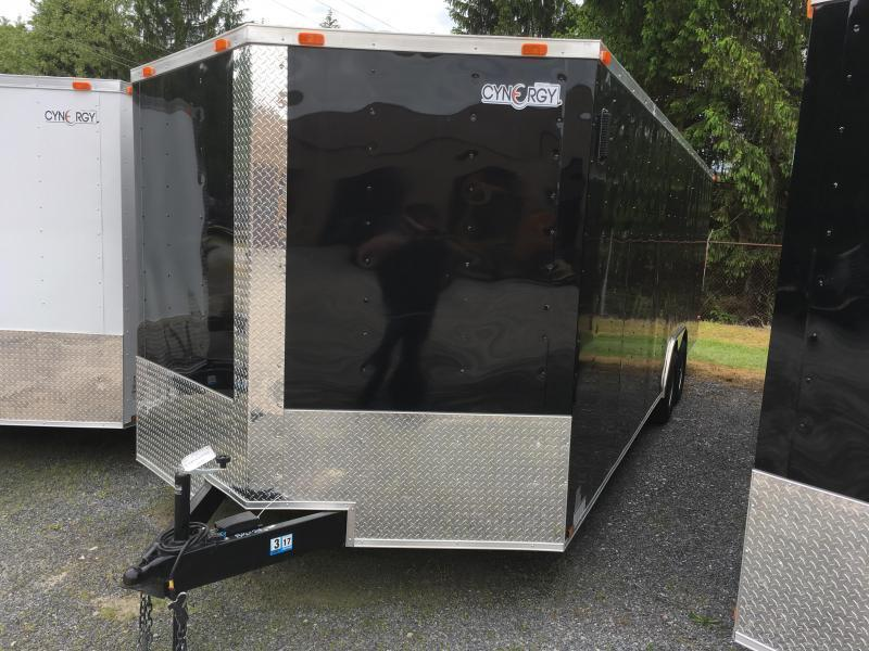 2020 Cynergy 8.5x24 5ton car hauler Enclosed Cargo Trailer