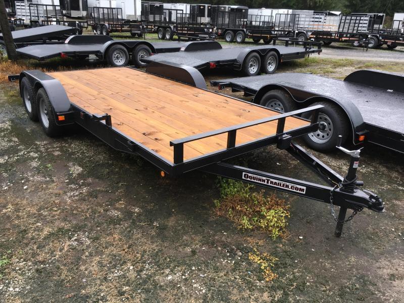 2020 Other 82x18 wood floor channel frame car hauler Car / Racing Trailer