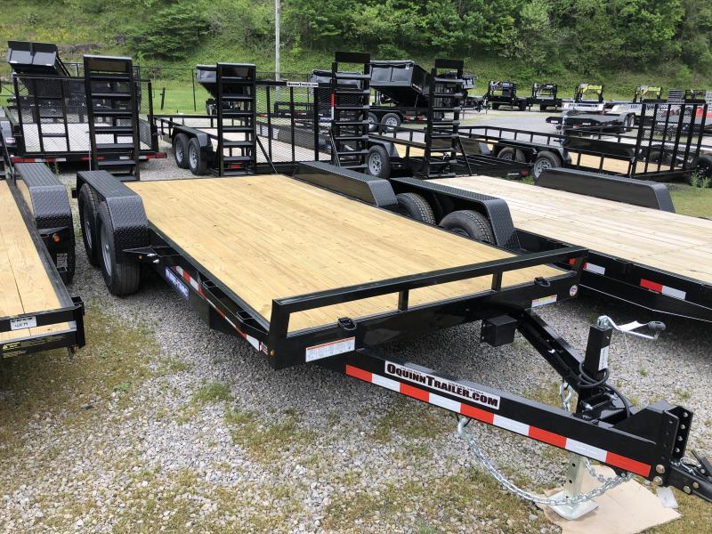 2020 Sure-Trac 82x16 7Ton Equipment Trailer