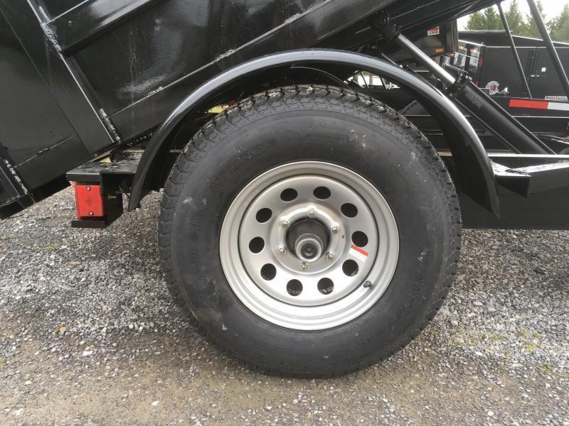 2020 Other (Not Listed) 5X8 5K w/brakes DUMP Dump Trailer