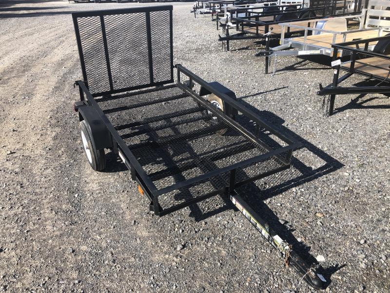 2012 Carry-On used 4x6 carry on Utility Trailer