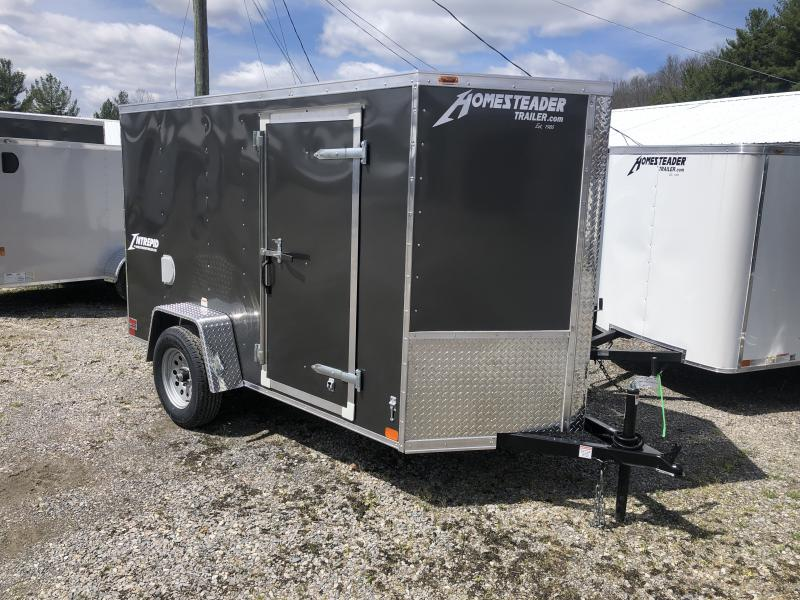 2020 Homesteader 5x10 intrepid sd ramp door Enclosed Cargo Trailer