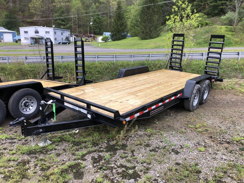 2020 Quality Trailers 82x20 7ton bumper pull Equipment Trailer