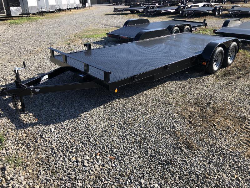2020 Other 82x20 steel floor car hauler-5 Car / Racing Trailer