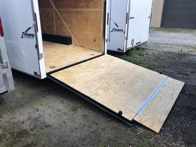 2020 Homesteader 8.5X20 Intrepid 5ton Car Hauler Enclosed Cargo Trailer