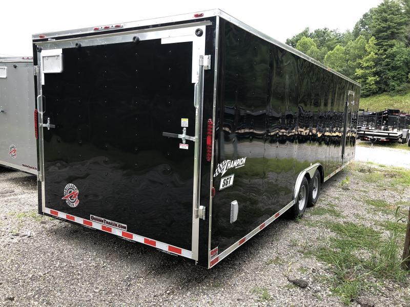2020 Homesteader 8.5x28 Champion SGT V-Nose 5 ton car hauler Enclosed Cargo Trailer