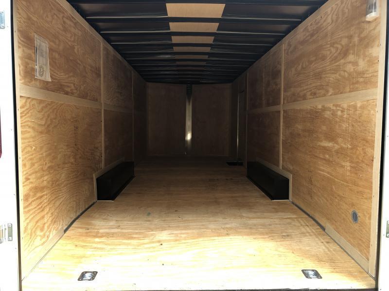 2020 Homesteader 824it intrepid 5 ton 7'tall car hauler Enclosed Cargo Trailer