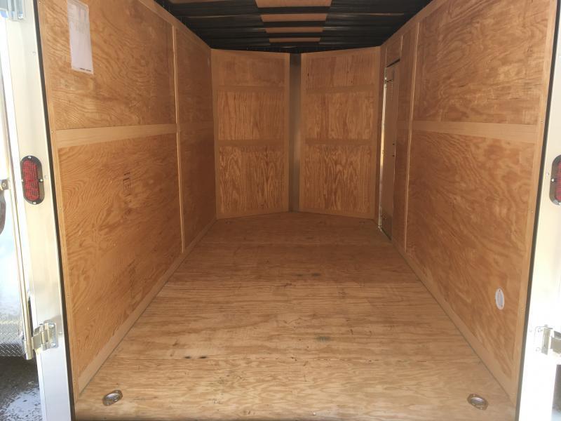 """2020 Homesteader 7x14 Intrepid 12"""" EXTRA HT Enclosed Cargo Trailer"""