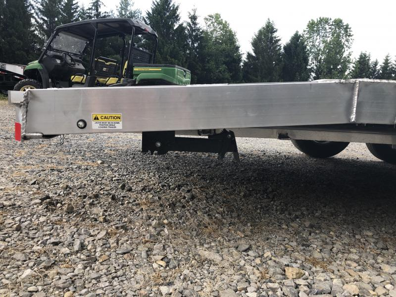 2020 Forest River Rance 20ft aluminum car hauler Car / Racing Trailer