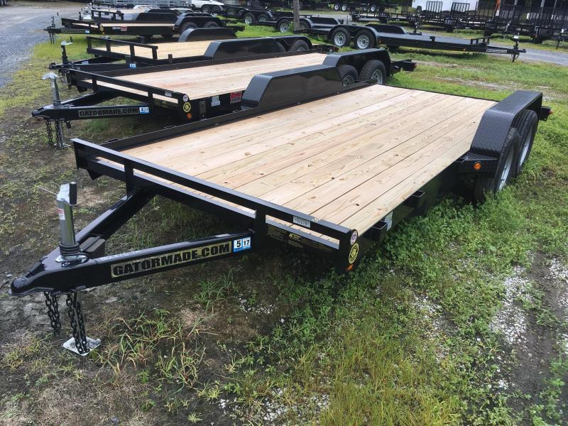 2020 Gatormade Trailers 16 wood car hauler Car / Racing Trailer