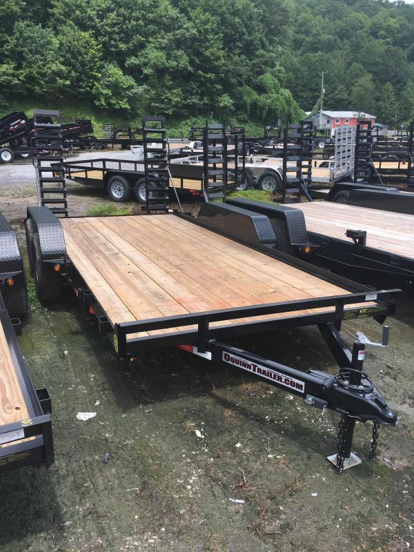2019 Gatormade Trailers 16ft 5 ton Equipment Trailer