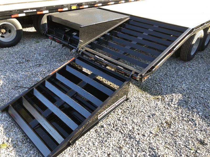 2019 Other (Not Listed) 25ft tandem dual mega ramps gooseneck Equipment Trailer
