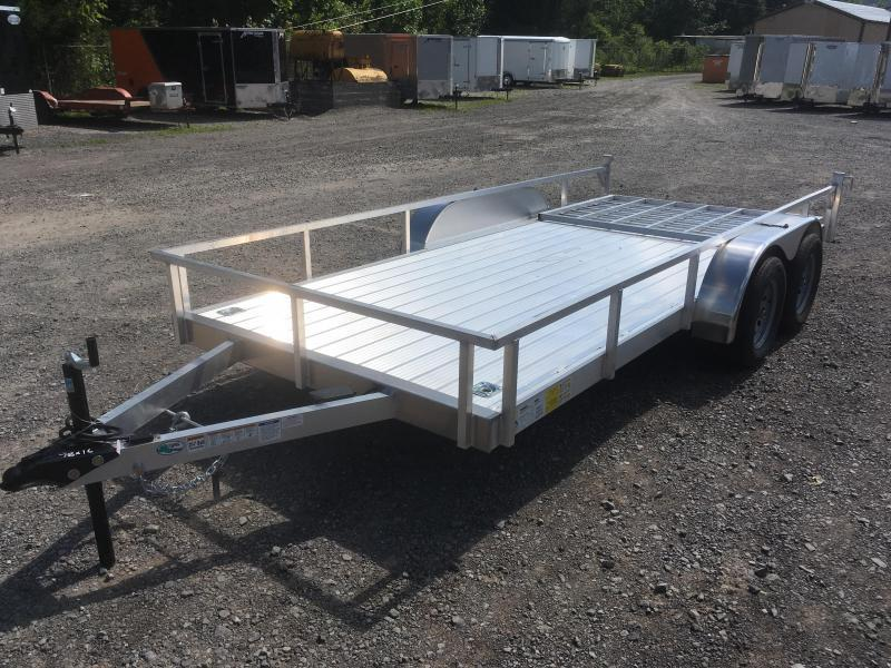 2020 Forest River 78x16 all aluminum Utility Trailer
