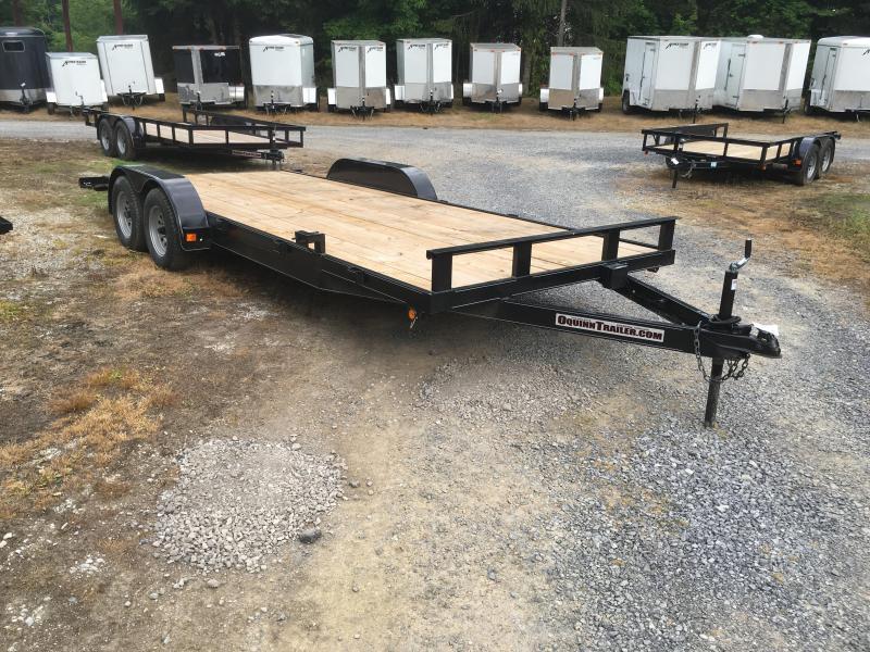 2020 Other 82x20 Wood floor channel frame Car Hauler-5 Car / Racing Trailer