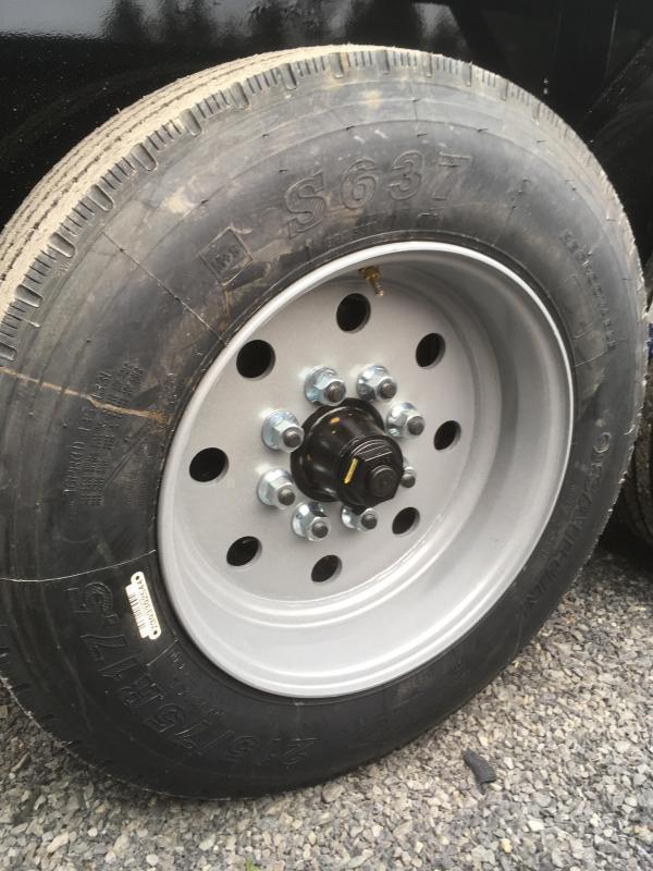 2019 Gatormade Trailers 82x20 17600 GVWR 17.5 Tires 8k axles Equipment Trailer