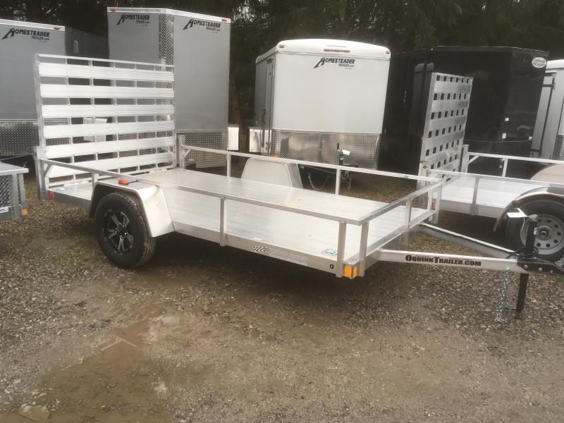 2020 Forest River Inc. 78x12 AFG all aluminum w/alum wheels Utility Trailer