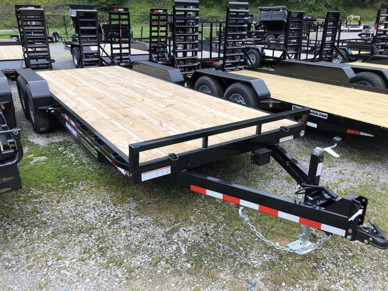 2020 Sure-Trac 82x20 7Ton Equipment Trailer