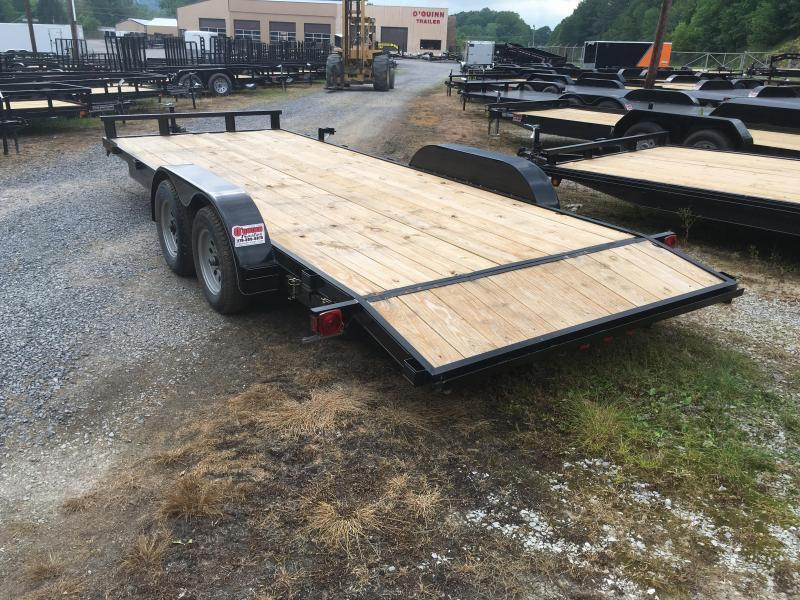 2019 Other 82x20 Wood Car Hauler-5 Car / Racing Trailer