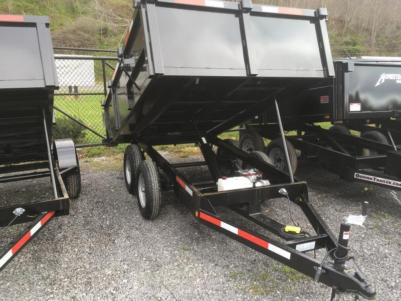 2019 Other 6x10 Basic 3.5 ton dump Dump Trailer