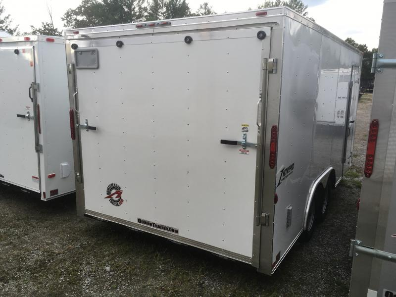 2019 Homesteader 8.5X16 Intrepid SD Ramp Door Enclosed Cargo Trailer