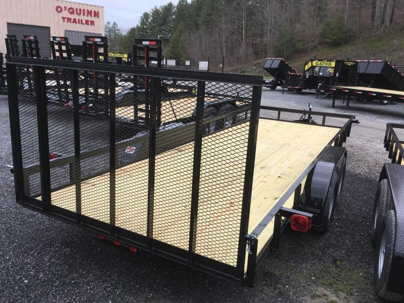 2020 Other 82x20 utility with gate and brake Utility Trailer