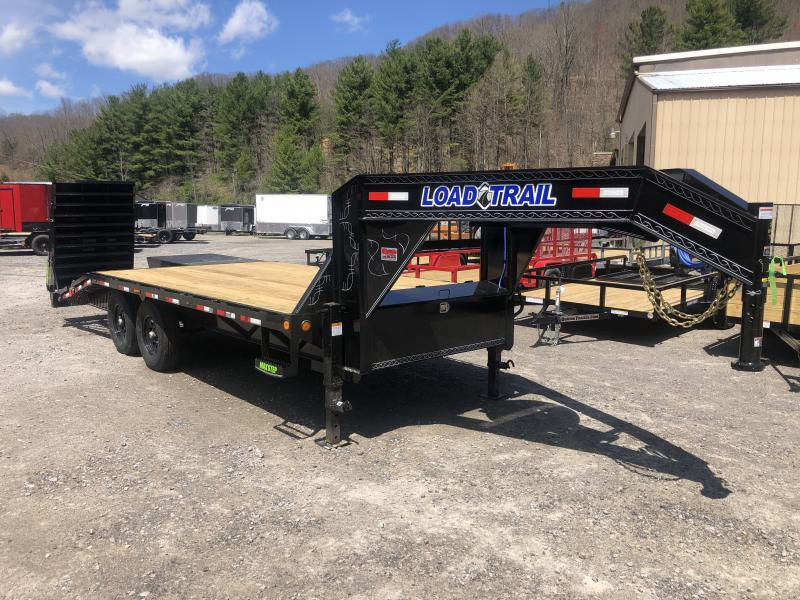 2020 Load Trail 20' 15+5 7Ton Gooseneck w/Max Ramps Equipment Trailer