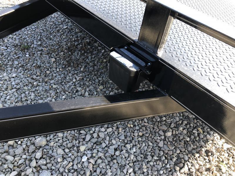 2020 Other 82x20 steel floor channel car hauler-5 Car / Racing Trailer