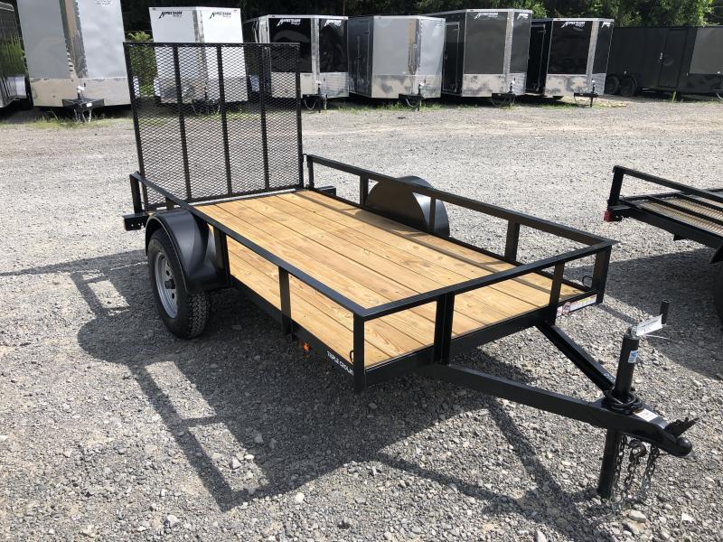 2019 Triple Crown 5x10 single axle w/gate Utility Trailer
