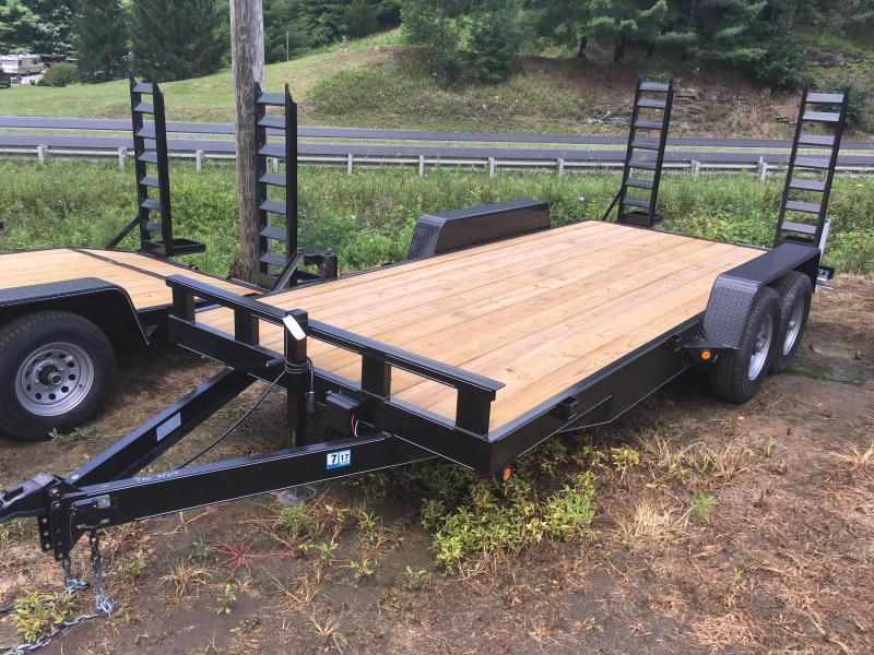 2020 Other (Not Listed) 82x18 7 Ton Equipment Trailer