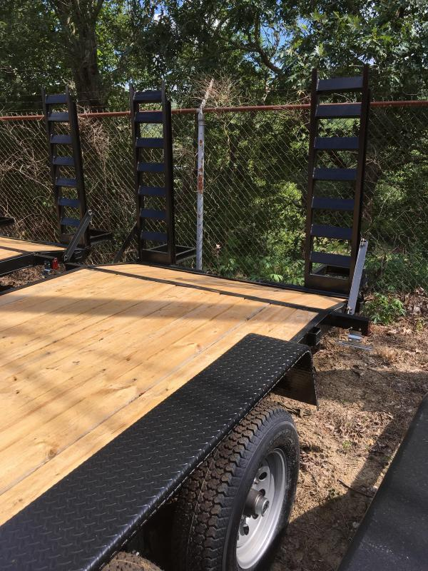 2019 Other (Not Listed) 82X20 5TON Equipment Trailer