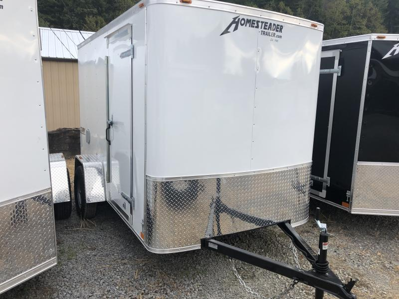 2020 Homesteader Inc. 6x10 Fury SD RAMP Enclosed Cargo Trailer