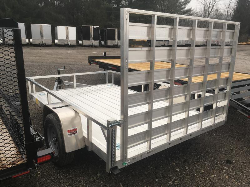 2020 Forest River Inc. 78x10 AFG all aluminum Utility Trailer