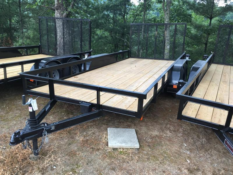 2020 Other (Not Listed) 76X16 gate brake Utility Trailer